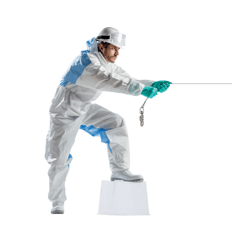 SIR SAFETY Chemfor Fresh Haalarit 30232