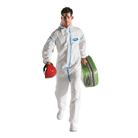 SIR SAFETY Chemfor Total Haalarit 30250A