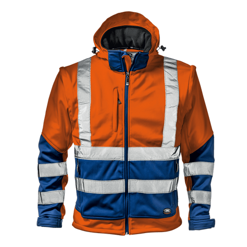 SIR SAFETY Starmax Softshell 34567