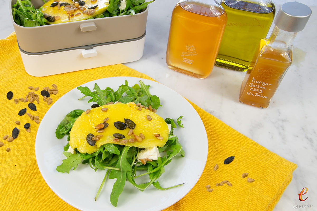eSeasons Bento Grilled Mango & Rucola Salad -You're Finished!