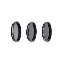 SANDMARC Scape Filters ND4, ND8, ND16 Filter Set - for all iPhone Models