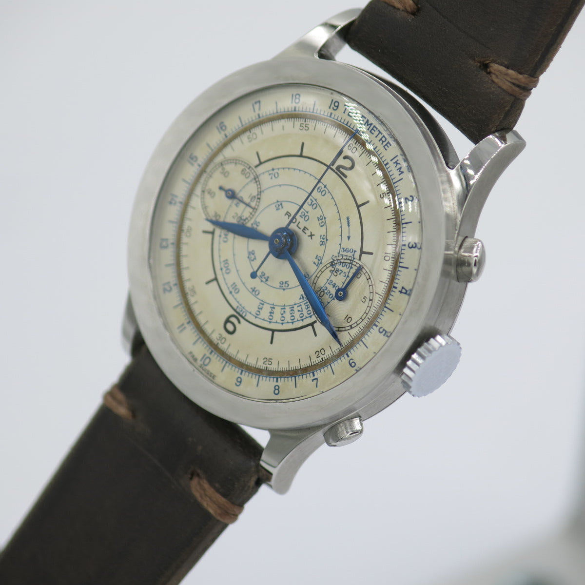 Wrist Chronicles - An extraordinary example of vintage Rolex chronograph
