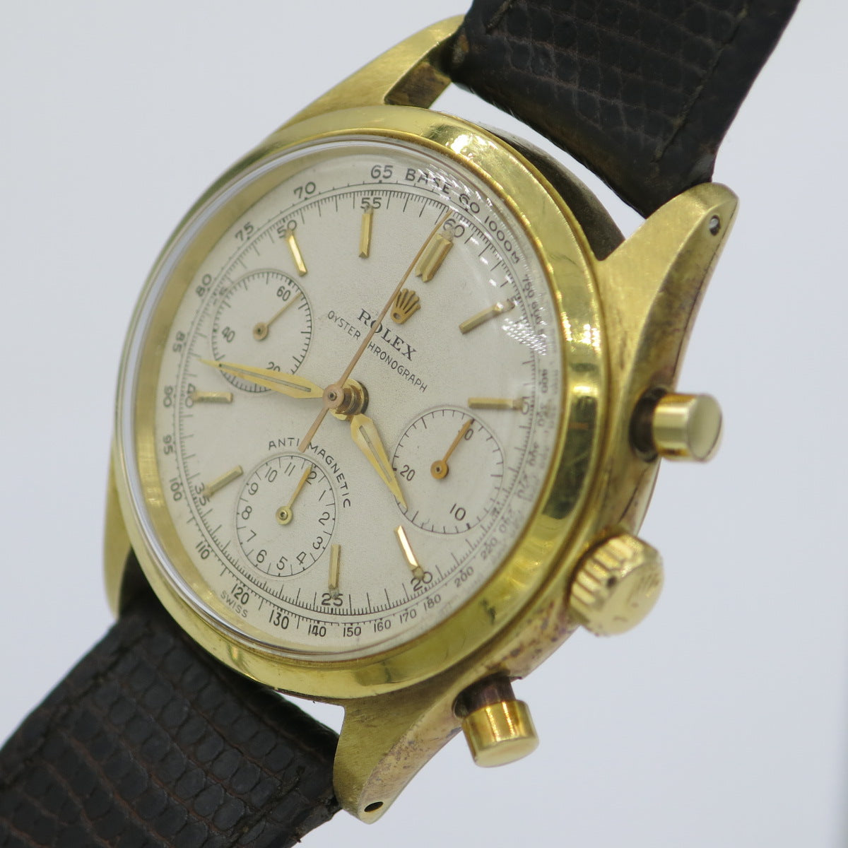 Wrist Chronicles - The Spring of 1965