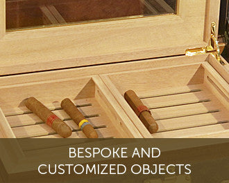 Bespoke and customized objects