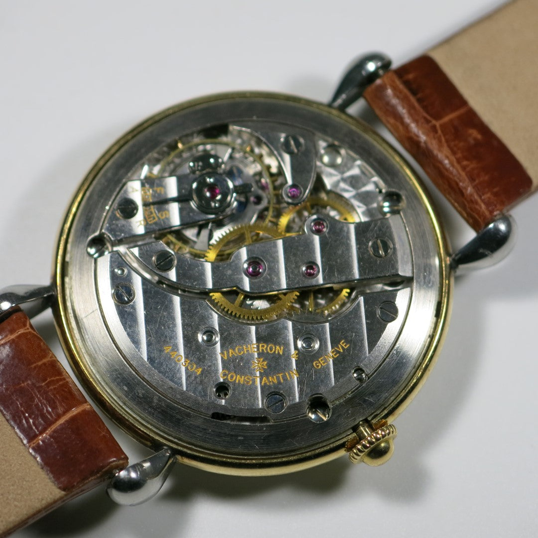 Vacheron & Constantin oversize with drop lugs