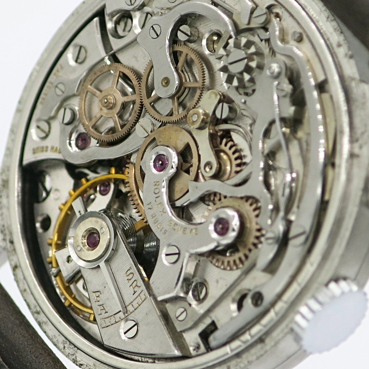 "Rolex 2508 ""Sector Dial"""