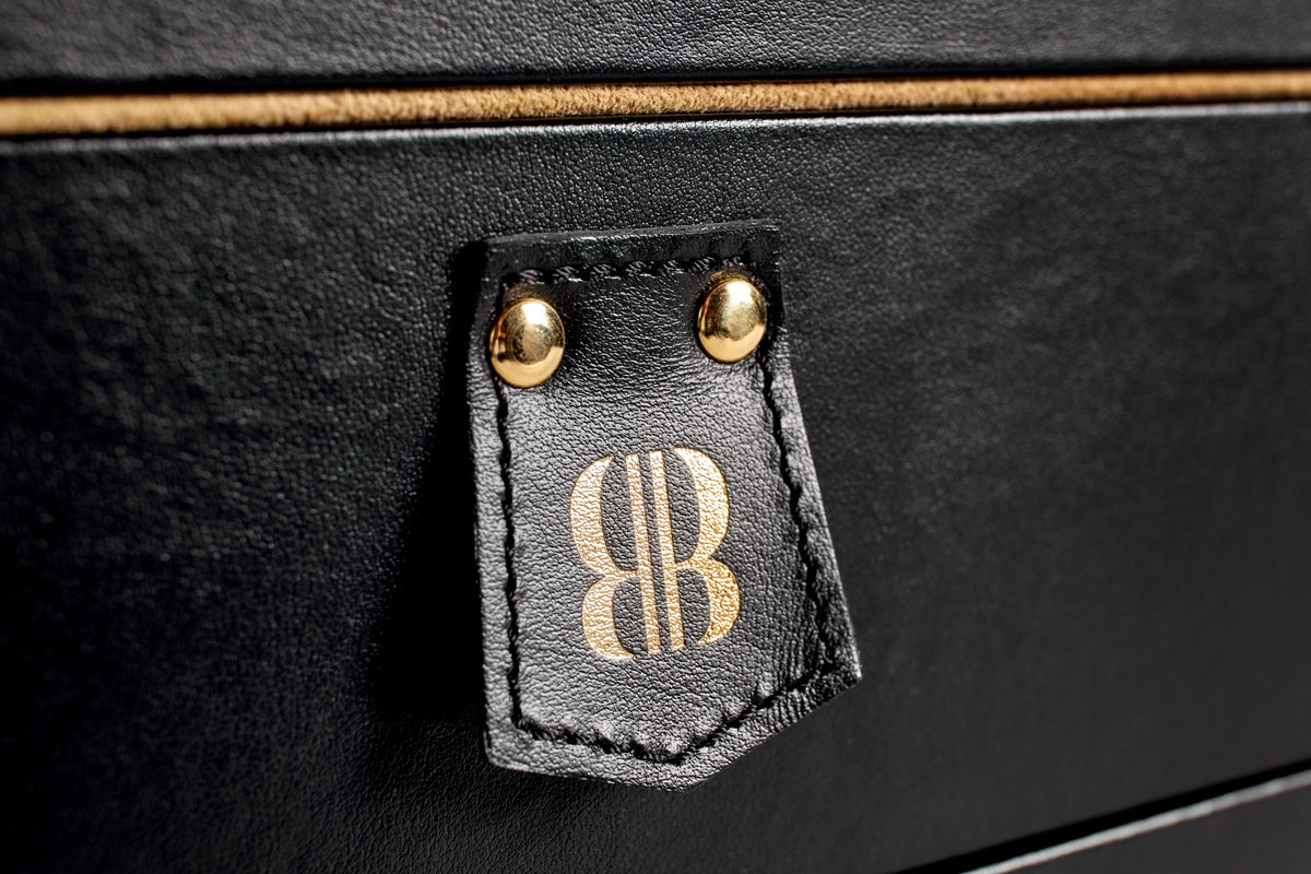 Bernardini Watch Holder Black Tower