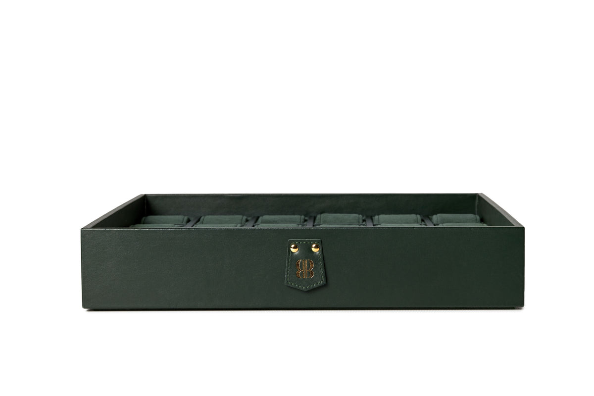 Bernardini Watch Holder Green Tower