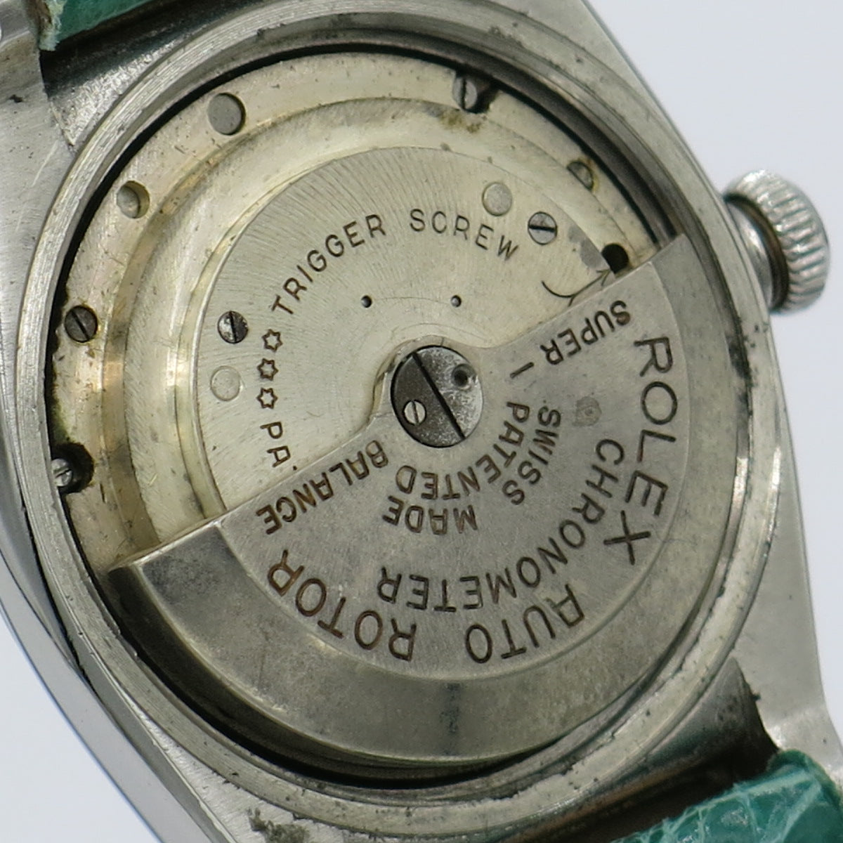 Rolex Oyster Perpetual bubbleback ref. 3065