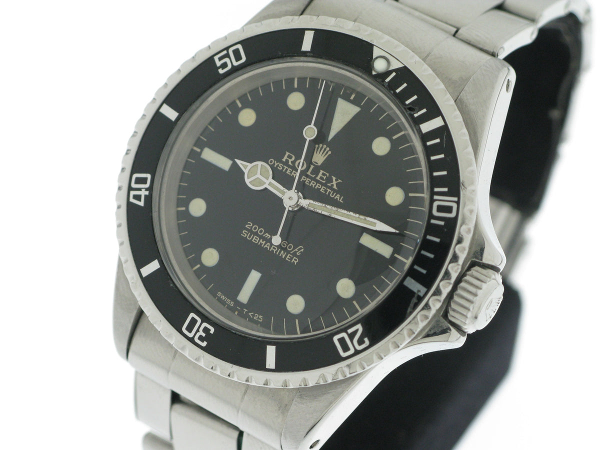 Rolex Oyster Perpetual Submariner ref. 5513 gilt dial