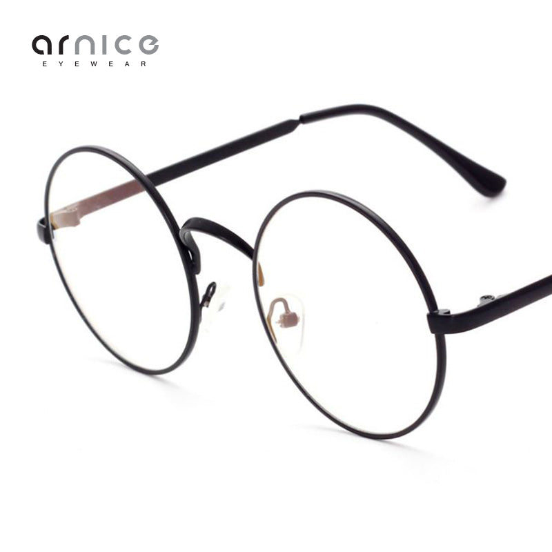 Arnice Korean Round Eyeglasses