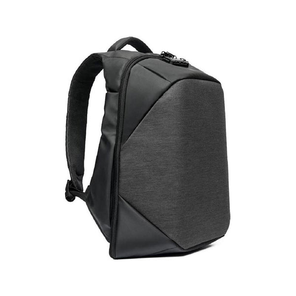 ClickPack Anti-Theft Backpack by Korin Design - Version 2 with Organizer (Full Black) Pre-order