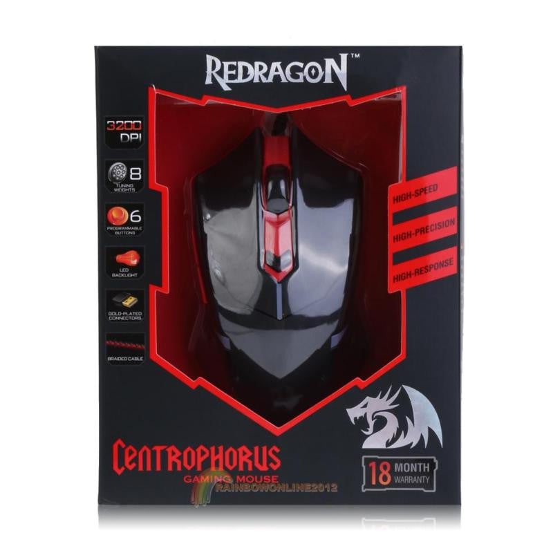 Redragon Centrophorus M601 Gaming Mouse