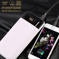 WK Bear 20,000mAh Power Bank
