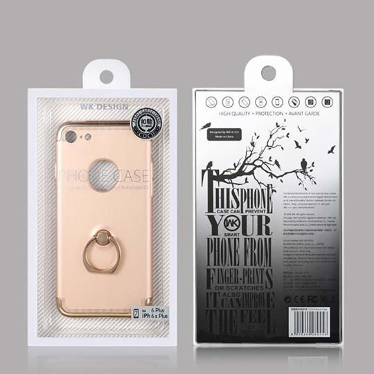 WK COCH IPHONE CASE WITH RING HOLDER