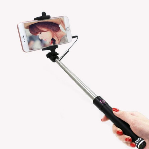 Bavin Powerlong H520 Extendable Selfie Stick Monopad for iOs & Android