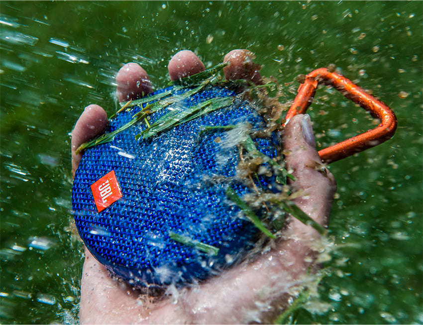 JBL Clip 2 Waterproof Ultra Portable Bluetooth Speaker