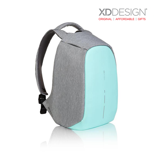 Bobby Compact Backpack by XD Design (Mint Green)