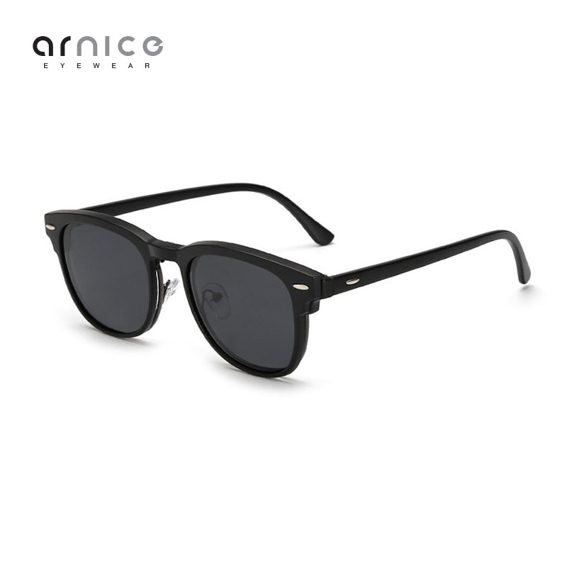 Arnice Clubmaster Interchangeable Shades and Reading Glass
