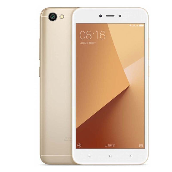 Xiaomi Redmi Note 5A 2GB RAM 16GB ROM (Gold)
