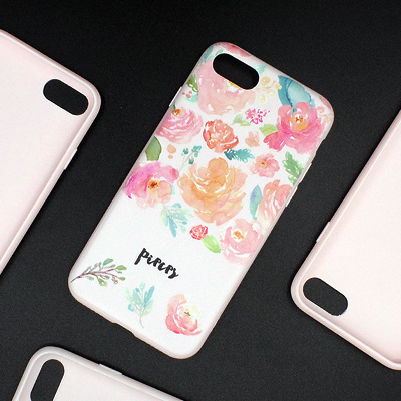 Gmate Pink Series TPU Case for iPhone 7