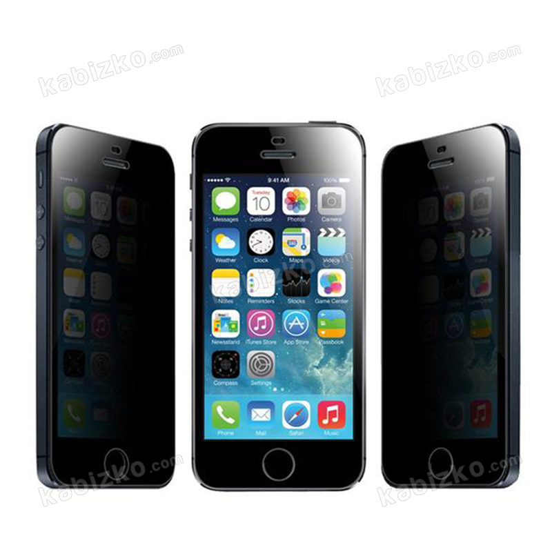 Privacy Anti-Spy Tempered Glass for iPhone