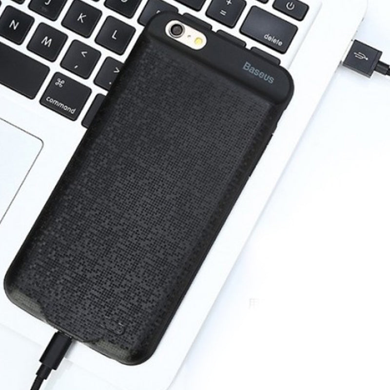 Baseus 3650mAh Power Bank Case for iPhone 6S Plus