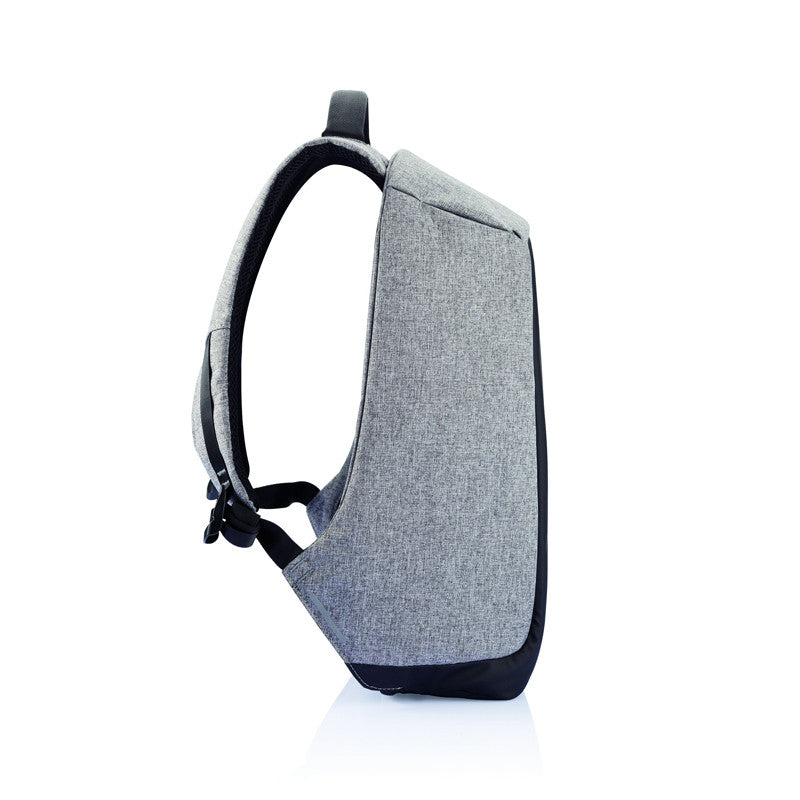 Bobby Anti-Theft Backpack by XD Design (Light Grey)