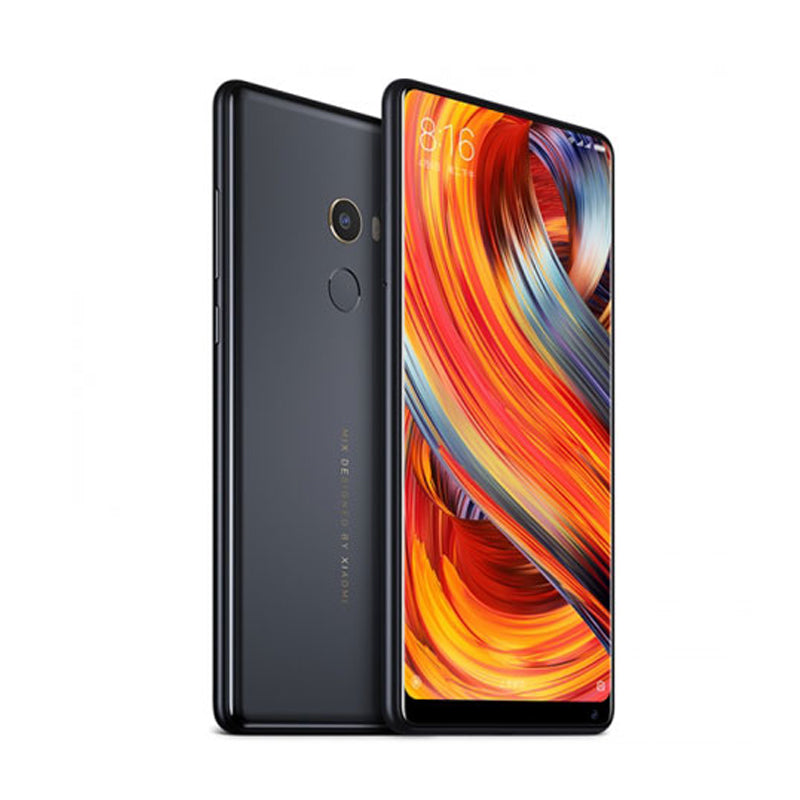 Xiaomi Mi Mix 2 6GB RAM 256GB ROM (Matte Black)