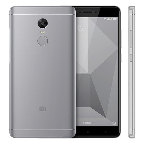 Xiaomi Redmi Note 4X 3GB RAM 16GB ROM (Grey)