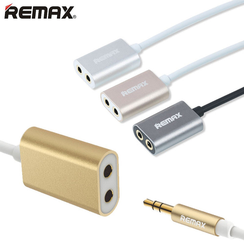 Remax RL-S20 Sharing Cable AUX 3.5mm