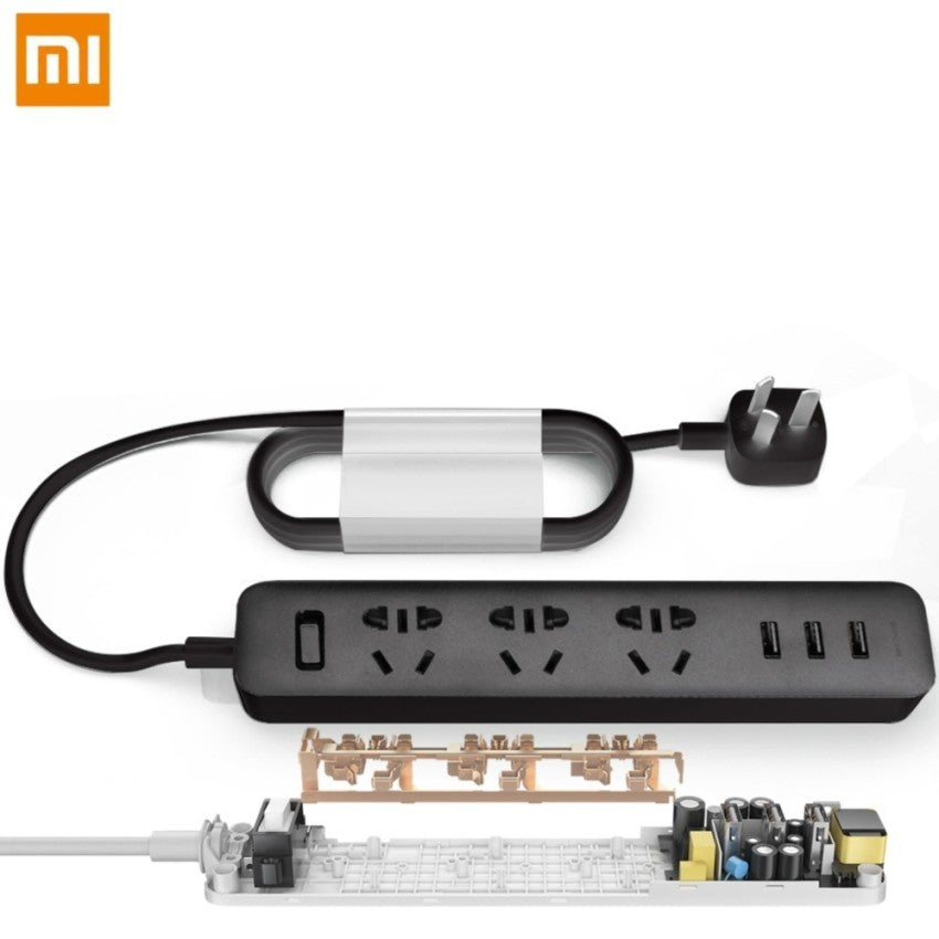 Xiaomi USB Smart Power Socket with 3 USB Port 2A