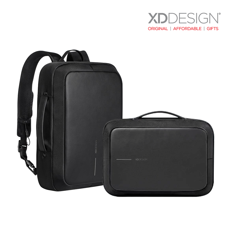 Bobby Bizz Anti-Theft Backpack Briefcase by XD Design