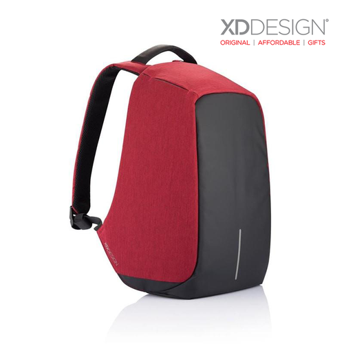 Bobby Anti-Theft Backpack by XD Design (Red)
