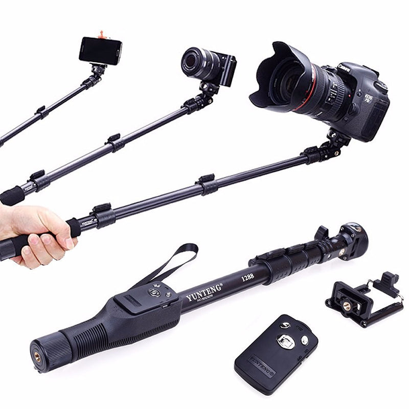 YT-1288 Monopod Bluetooth