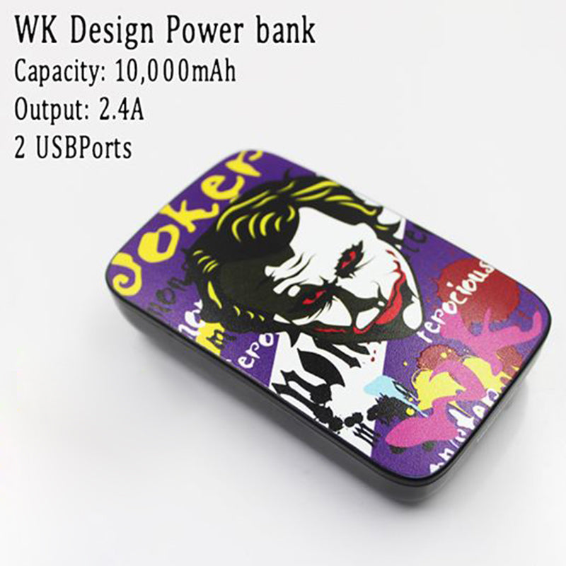 WK Glory 10,000mAh Power Bank
