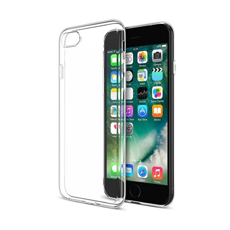 Soft TPU Clear Case for iPhone 7 Plus