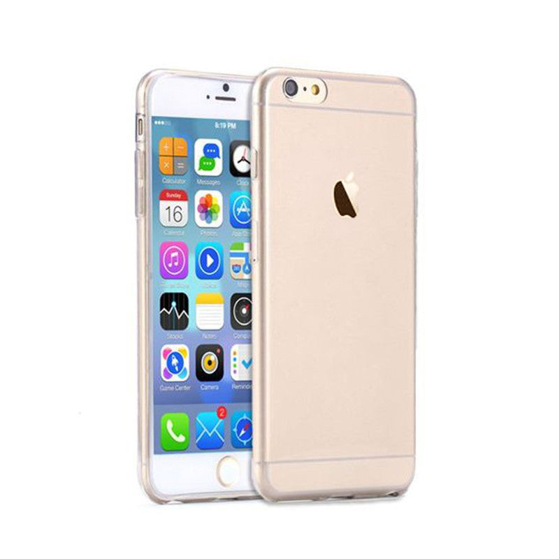 Soft TPU Clear Case for iPhone 7
