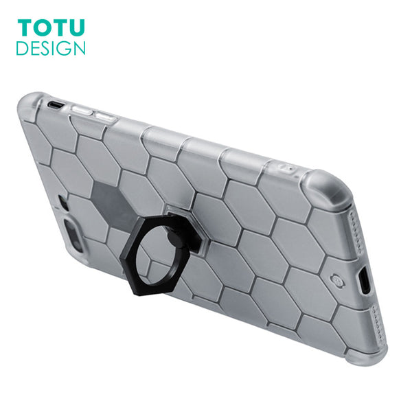 TOTU Ring Holder Phone Case For iPhone 7 7 Plus