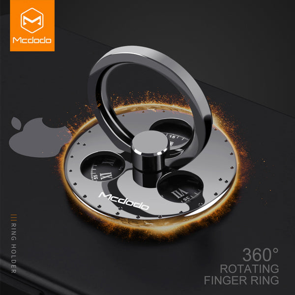 Mcdodo 360 Degree Ring Phone Holder Spinner Stand Grip Metal MR-441
