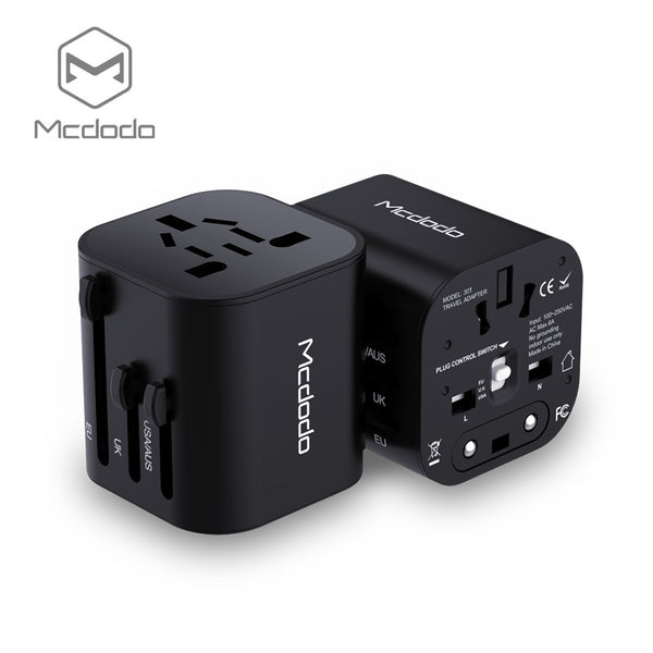 Mcdodo Worldwide Universal Travel Charger