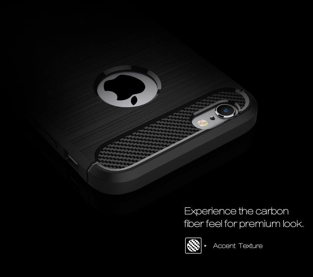 Apple iPhone 6/6s Plus Carbon Fiber case