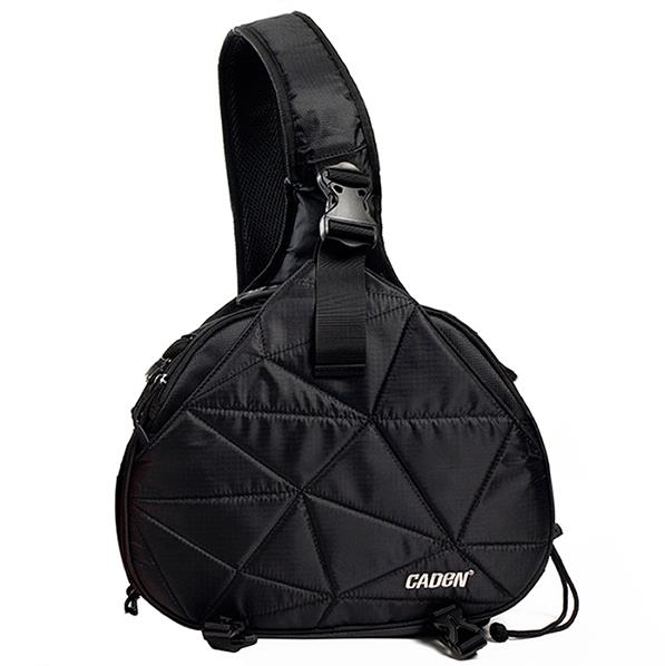 CADEN K2 Sling Shoulder Cross Camera Bag for Canon & Nikon