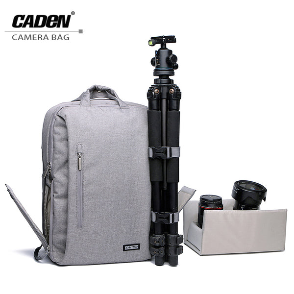 CADEN Professional DSLR Camera Backpack for Canon & Nikon (Pre-Order)