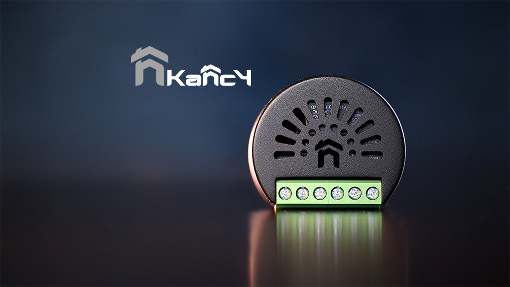 Kancy Is A New Smart Device That Gives You Control Over Your Electrical Devices