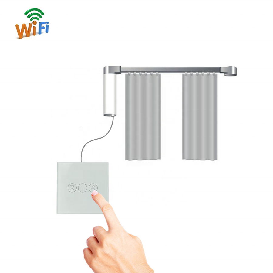 Smart WiFi Curtain Switch