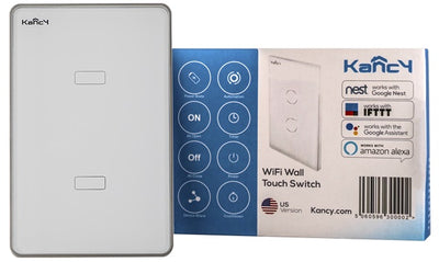 Kancy Smart Light Switch - Kancy Smart Home