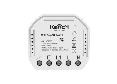 Kancy smart switch & on/off smart switch