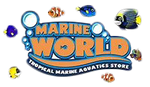 marine world logo