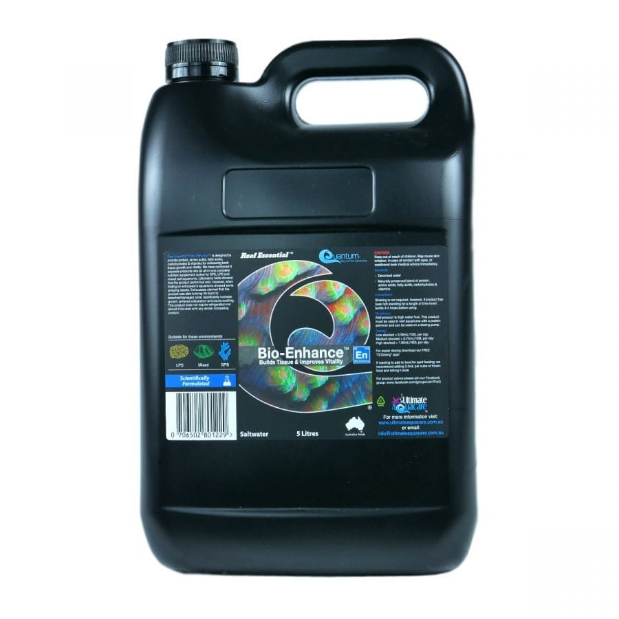 Quantum Bio-Enhance 5000ml - Marine World Aquatics